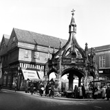Salisbury, 1952 Photographic Print by Daily Mirror