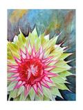 Thistle Prints by Jennifer Redstreake Geary