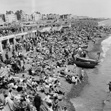 Brighton, East Sussex, 1962 Photographic Print by  Staff
