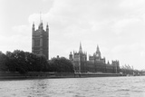 Houses of Parliament. 21st August 1971 Photographic Print by  Staff