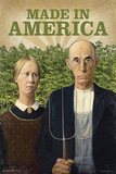 American Gothic- Made In America Posters