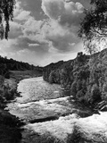A view of the river Tummel 1946 Photographic Print by  Staff