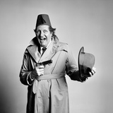 Tommy Cooper 1978 Photographic Print by Carl Bruin
