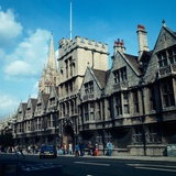 A view of Brasenose college in Oxford, 1973 Photographic Print by  Staff