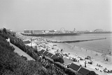 Eastbourne Beach, 1975 Photographic Print by Daily Mirror