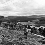 View of the Countryside in Deeside. 28/08/1959 Photographic Print by  Staff