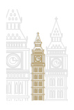 Big Ben Prints by Cristian Mielu