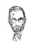 Steve Jobs Posters by Octavian Mielu