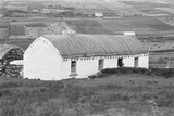 Traditional Farmhouse in County Donegal 1963 Photographic Print by  Staff
