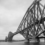 The Forth Rail Bridge Photographic Print by  Staff