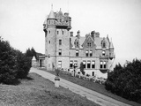 Belfast Castle 1931 Photographic Print by  Staff