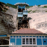 East Cliffs at Bournemouth, 1971 Photographic Print by  Library