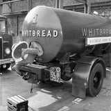 Whitbread brewery 1958 Photographic Print by  Staff