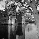 Bodiam Castle, East Sussex, 1966 Photographic Print by  Greaves
