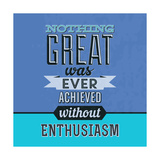 Enthusiasm 1 Art by Lorand Okos
