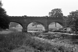 Wharfedale in North Yorkshire, Circa 1970 Photographic Print by  Staff