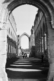 Fountains Abbey, Monastery Photographic Print by  Staff