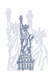 Stature of Liberty Prints by Cristian Mielu