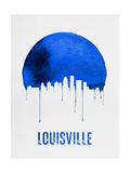 Louisville Skyline Blue Prints