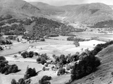 Lake District - Ullswater district 3 October 1966 Photographic Print by  Staff