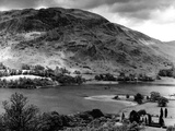 Lake District - Ullswater 19 June 1961 Photographic Print by  Staff