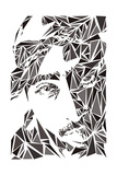 2 Pac Kunst af Cristian Mielu