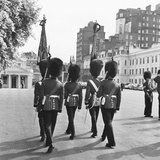 The Coldstream Guards 1959 Photographic Print by Montie Fresco