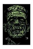 Frankenstein Print by Cristian Mielu