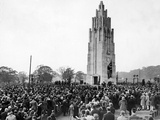 Coventry War Memorial 1927 Photographic Print by  Staff