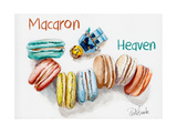 Macaroon Haven 2 Art by Jennifer Redstreake Geary