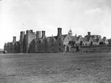 Knole House, Sevenoaks, West Kent, Circa 1920 Photographic Print by Daily Mirror