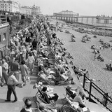 Eastbourne, Sussex, 1962 Photographic Print by  Staff