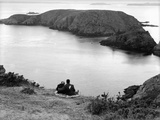 Channel Island of Sark Circa 1930 Photographic Print by  Staff