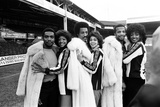 The Three Degrees 1979 Photographic Print by Birmingham Post Mail Archive