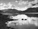View of the Holy Loch 1947 Photographic Print by  Mirrorpix