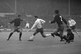 1966 World Cup First Round Group 1 match at Wembley Photographic Print by Monte Fresco