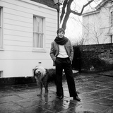 Paul Mccartney at Home in London Photographic Print by Charlie Ley