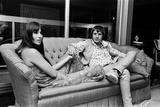 Sonny and Cher, 1966 Fotodruck von Kent Gavin