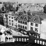 Oxford Rooftops, Circa 1935 Photographic Print by  Staff