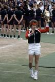 Wimbledon Final 1981. John Mcenroe V Bjorn Borg. 4th July 1981 Fotografisk trykk av  Cottrell