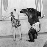 Bertrum Mills Circus, 1962 Photographic Print by Arthur Sidey