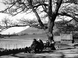 Lake District - Derwentwater 1965 Photographic Print by  Staff