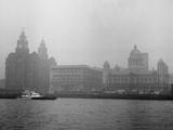 Views of Liverpool 1962 Fotodruck von  Owens