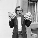 Woody Allen Photographic Print by Maurice Kaye