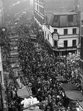 Petticoat Lane 1948 Photographic Print by George Greenwell