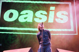 Oasis 1996 Fotoprint van Runnacles Gunion and