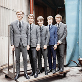 Herman's Hermits 1964 Photographic Print by Bill Ellman