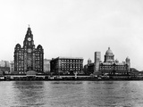 Pier Head, 1959 Photographic Print by Bertram Lennon