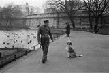 Guardsmen, Circa 1948 Photographic Print by George Greenwell