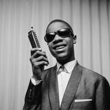 Stevie Wonder Aged 13, 1963 Fotografisk tryk af Charlie Ley